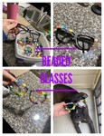 Beaded Glasses by Addison McColloch