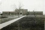 1913: Whitesitt Hall by Unknown