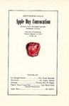 Apple Day Convocation, 1950