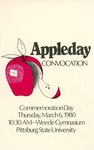Appleday Convocation