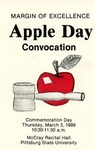 Apple Day Convocation