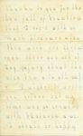 Letter 2 Page 2 by Laura Dewey Bridgman