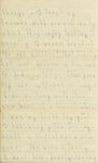 Letter 4 Page 2 by Laura Dewey Bridgman