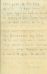 Letter 6 Page 2 by Laura Dewey Bridgman