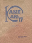 Caney High School Yearbook, 1917
