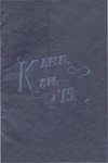 Caney High School Yearbook, 1919
