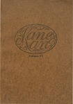 Caney High School Yearbook, 1920