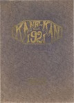 Caney High School Yearbook, 1921