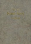 Caney High School Yearbook, 1922