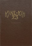 Caney High School Yearbook, 1923