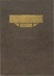 Caney High School Yearbook, 1925