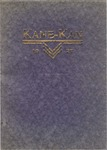 Caney High School Yearbook, 1927