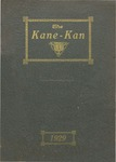 Caney High School Yearbook, 1929