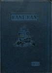 Caney High School Yearbook, 1933