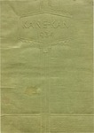 Caney High School Yearbook, 1934