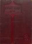 Caney High School Yearbook, 1935
