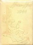 Caney High School Yearbook, 1944