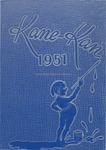 Caney High School Yearbook, 1951
