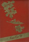 Caney High School Yearbook, 1959 by Caney High School