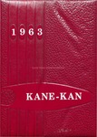 Caney High School Yearbook, 1963 by Caney High School