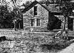 Photograph, Houses, Schools, and People in Caney Valley, Kansas