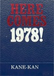 Caney Valley High School Yearbook, 1978 by Caney Valley High School