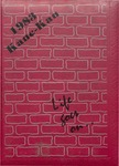 Caney Valley High School Yearbook, 1983 by Caney Valley High School