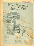 When You Were Just A Kid by Carson J. and Randall Robison and McClelland