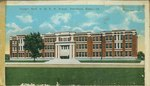 Carney Hall, State Manual Training Normal School in Pittsburg, Kansas by Ira Clemens