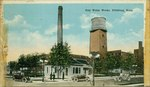 City Water Works in Pittsburg, Kansas by Ira Clemens