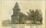 Baptist Church in Yale, Kansas by Ira Clemens