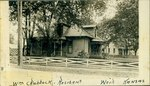 Craddock Residence in Weir, Kansas by Ira Clemens