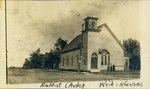 Baptist Church in Weir, Kansas by Ira Clemens