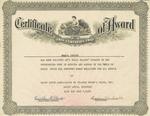 Certificate, 1966 June 4, St. Louis Association of Colored Women's Clubs by St. Louis Association of Colored Women's Clubs, Inc.