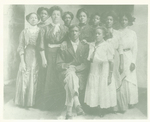 Jessye Family Portrait by Unknown
