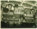 Advertisements for Live Performances by Unknown