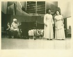 Eva Jessye and two singers by Unknown