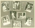 """Collage of all the actors who played """"Sporting Life"""" by Unknown"""