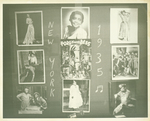 """Collage of the """"Porgy and Bess"""" in New York by Unknown"""