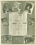 """Collage of the cast of """"Porgy and Bess"""" by Unknown"""