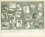 """Collage of the all the capital cities """"Porgy and Bess"""" performed in by Unknown"""