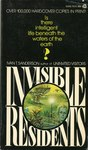 Invisible Residents by Ivan Terence Sanderson