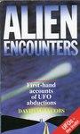 Alien Encounters by David M. Jacobs