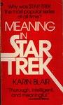 Meaning in Star Trek by Karin Blair
