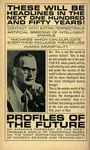 Profiles of the Future: An Inquiry Into the Limits of the Possible by Arthur C. Clarke