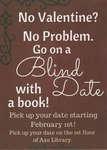 2016 Blind Date with a Book by Leonard H. Axe Library