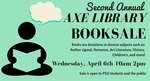 2016 the 2nd Annual Book Sale