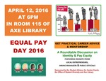 2016 Equal Pay Day