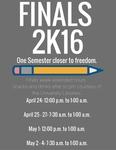 Finals 2K16
