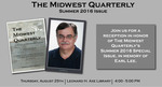 Midwest Quarterly Special Issue